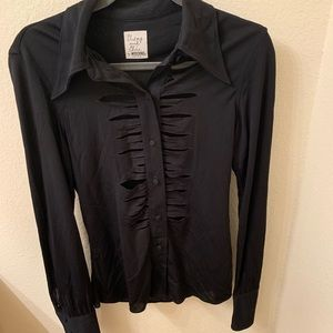 Moschino Jackets & Coats - Blouse by Moschino Medium